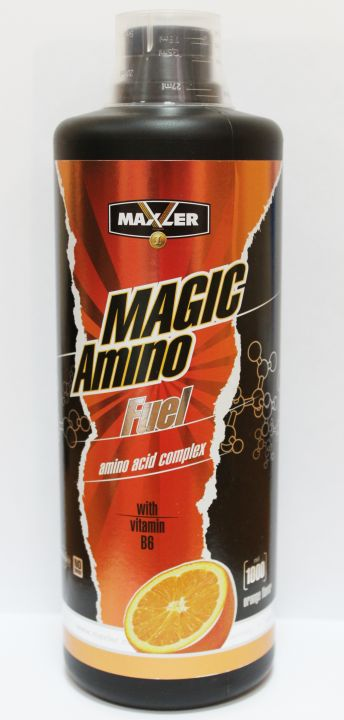Maxler - Amino Magic Fuel (1000 мл)