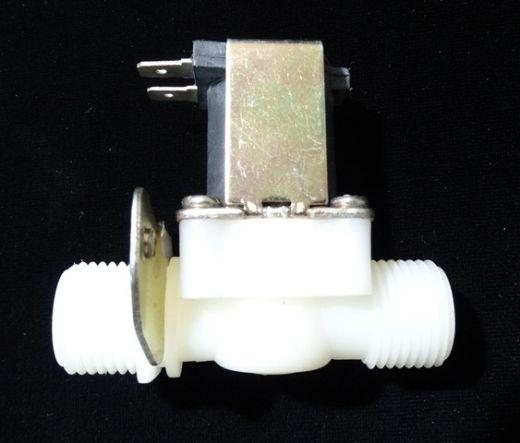 Электромагнитный впускной клапан для душевой кабины