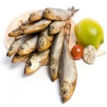 Салака горячего копчения от 1 кг