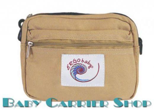 Поясная сумочка ERGO BABY «FRONT POUCH ORIGINAL Camel» [Эрго Беби FP5 бежевый]