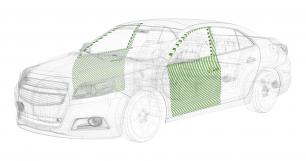 Шумоизоляция Дверей —комплект материалов