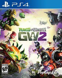 Игра Plants vs. Zombies Garden Warfare 2 (PS4)