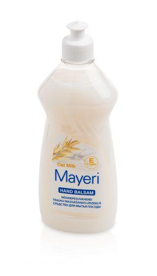 Средство для мытья посуды Mayeri Hand Balsam овсяное молочко 450 мл