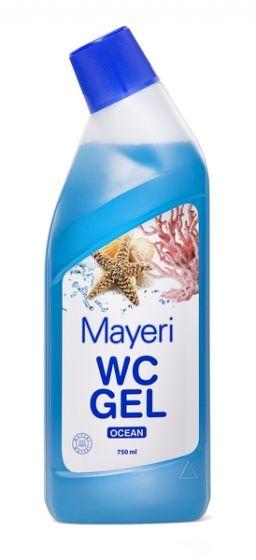 Гель для чистки туалетов Mayeri Ocean 750 мл