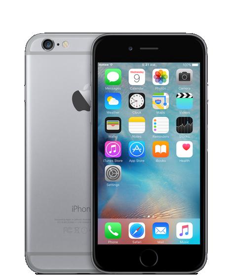 Apple iPhone 6 Plus 64GB LTE Space Gray