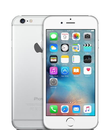 Apple iPhone 6 Plus 16GB LTE Silver