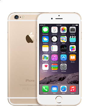 Apple iPhone 6 Plus 16GB LTE Gold