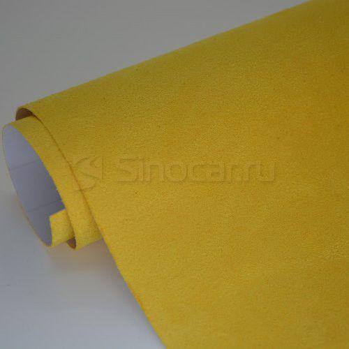 Алькантара Желтая