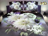 РАСПРОДАЖА!!!Комплект постельного белья 3 D ( евро, сатин)-850 руб