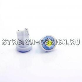 Светодиодная лампа T10 1SMD 5050 белая 12V