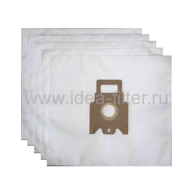 IDEA ME-01 мешки для пылесоса MIELE - 5 шт синтетические одноразовые