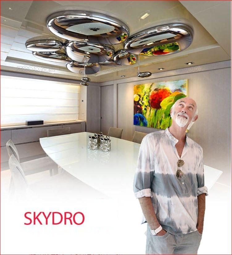Потолочный светильник Skydro Ross Lovegrove