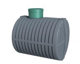 Емкость 10000 литров подземная