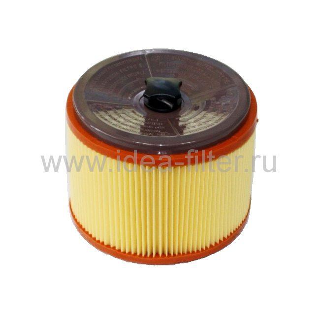 ROCK professional HMF-448 - патронный HEPA фильтр складчатый малый для пылесоса MAKITA 448