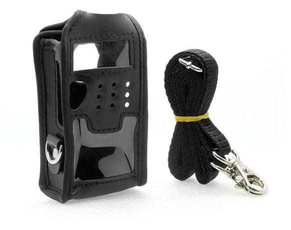 Чехол-сумка для рации Baofeng UV-5R кожа