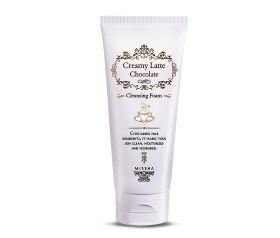 Missha Creamy Latte Chocolate Cleansing Foam 172ml- Очищающая пенка для усталой и сухой кожи