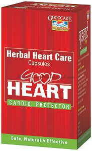 Гуд Харт кардиопротекторный препарат Goodcare Pharma Good Heart