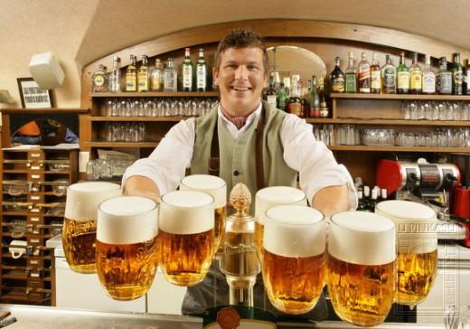 В Прагу за пивом на выходные!