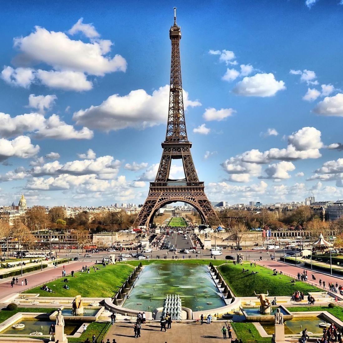 Прага-Париж 3 дня (Диснейленд, Монмартр, Версаль, Нотр-Дам де Пари, Шантийи) - Берлин-Варшава