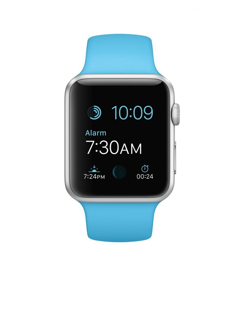 Умные часы Apple Watch Sport 42mm Blue