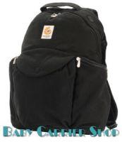 ERGO BABY TRAVEL BACKPACK ORGANIC Black DPO001NL