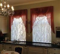 Пошив французской шторы