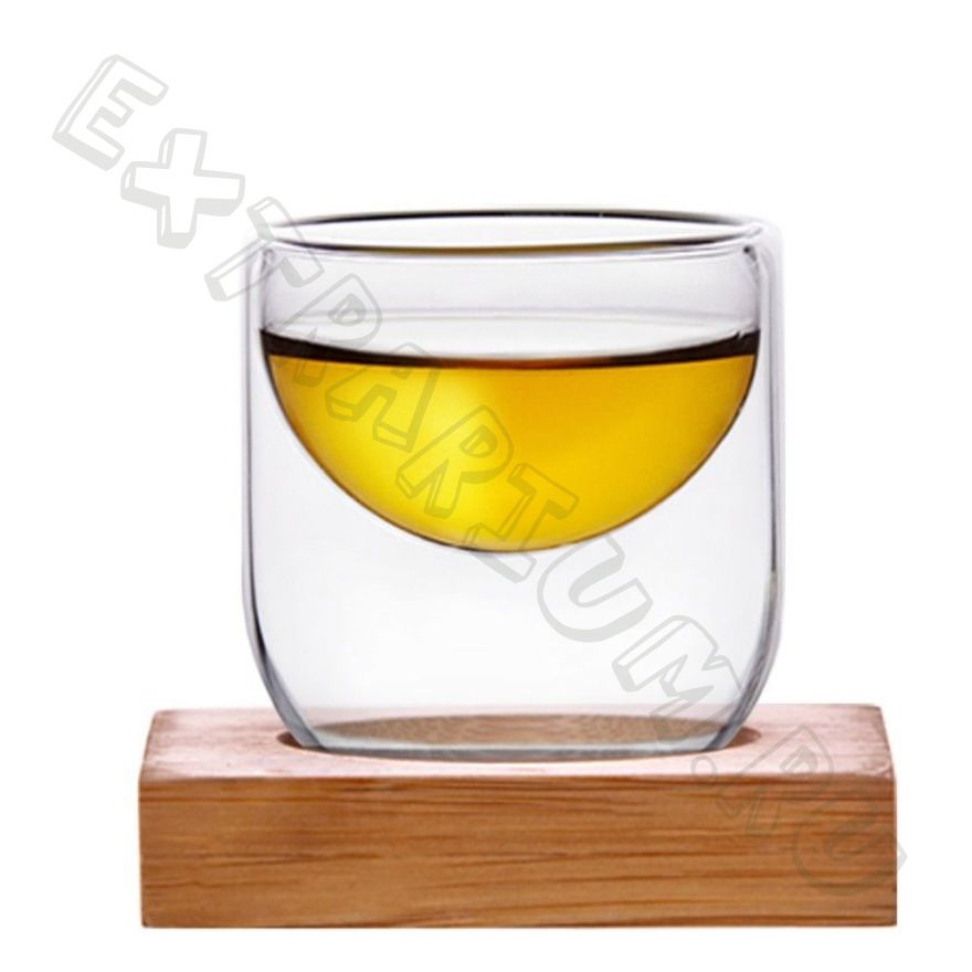 Рюмки Glass Teapot Cup 35ml