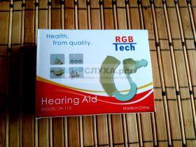 Заушный слуховой аппарат RGB Tech