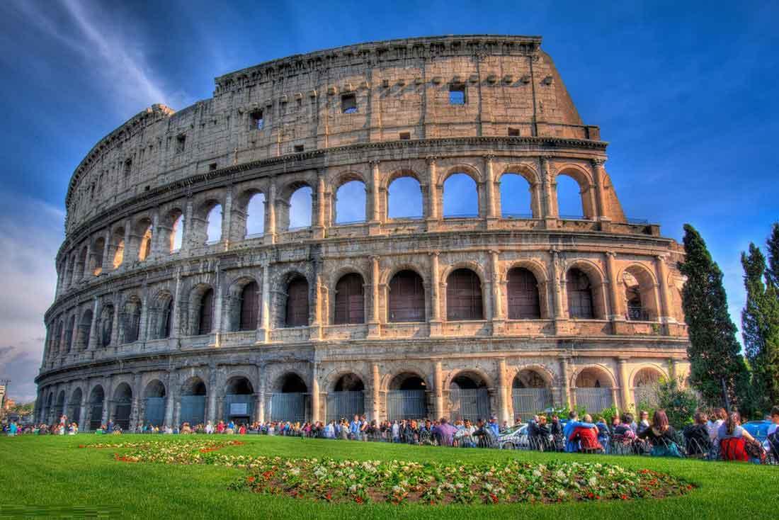 Великолепная семерка (Вена – Венеция – Рим – Ватикан – Флоренция – Верона* – Зальцбург)