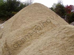 Песок карьерный Волхов