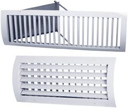 Решетка вентиляционная КДН 400х150