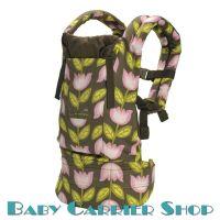 Слинг-рюкзак ERGO BABY CARRIER Эргорюкзак для переноски малышей «Petunia Pickle Bottom Heavenly Holland Organic Designer» [Эрго Беби BCO215PPB89 слингорюкзак Петуния Небесная Голландия]