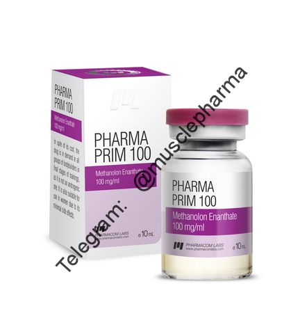 PHARMAPRIM 100 (PHARMACOM LABS). 100mg/ml 10ml * 10 флакон