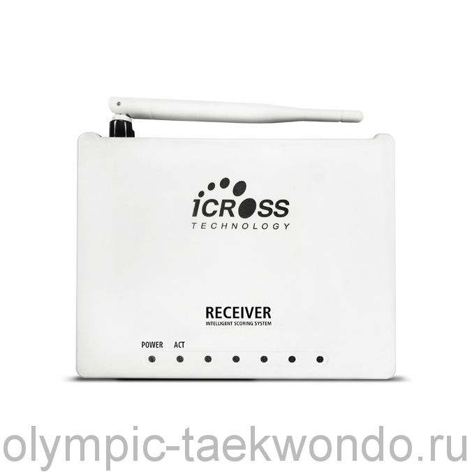 Ресивер (блок приёма-передачи данных) iCROSS