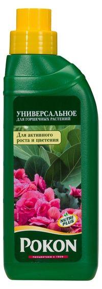 Универсально удобрение для активного роста и цветения Pokon