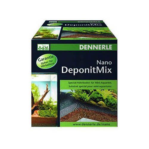 Питательный грунт Dennerle Nano Deponit Mix 1 кг