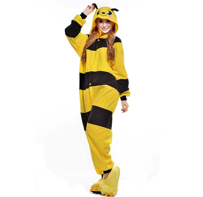Пижама Кигуруми Пчела Премиум