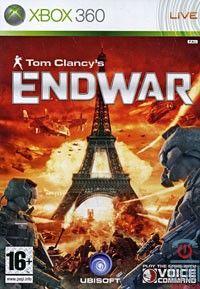 Игра Tom Clancy's : EndWar (XBOX360)