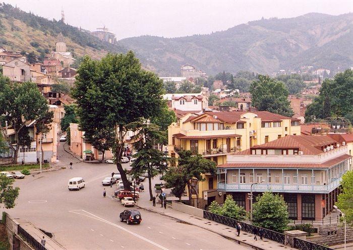 По трем столицам Грузии