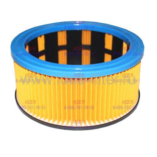 HMF 200 - патронный HEPA фильтр складчатый малый для пылесоса STARMIX