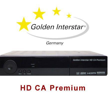 Golden Interstar HD CA Premium