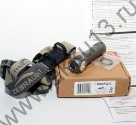 ZebraLight H600Fw MkII XM-L2 Neutral White