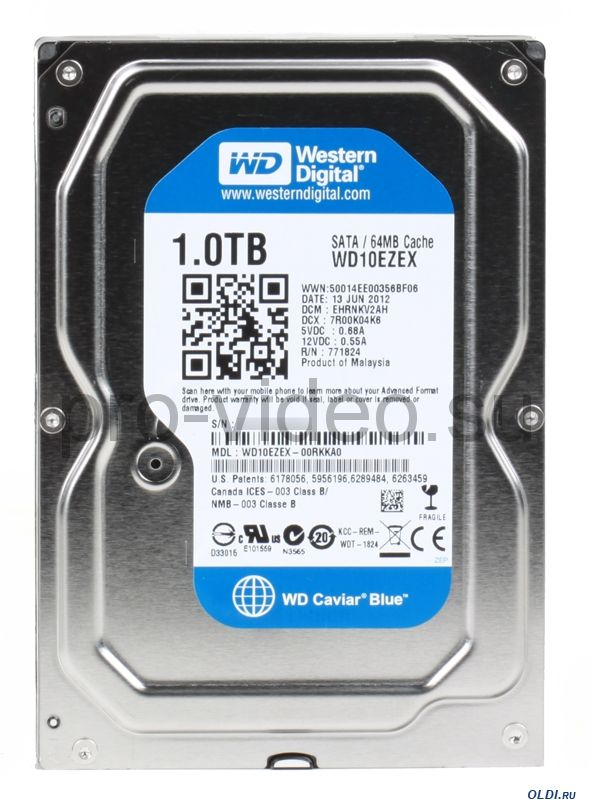 HDD 1Tb Western Digital