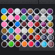Цветные гели 36 шт с доставкой 7 дней