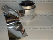 Nail фольга серебро 3 метра