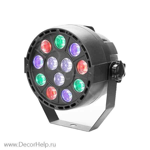 Прожектор светодиодный led par mini арт: DST008