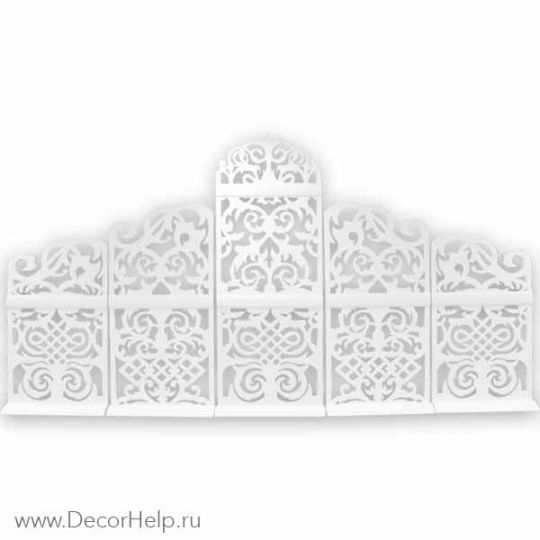 Свадебная стеночка ажурная Ширма ST009