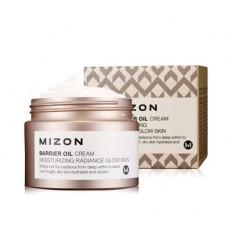 MIZON Barrier Oil Cream MOISTURIZING RADIANCE GLOW SKIN 50ml - Увлажняющий крем с маслом оливы