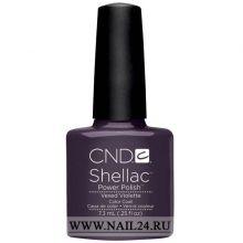 CND Shellac VEXED VIOLETTE 0.25oz/7.3мл