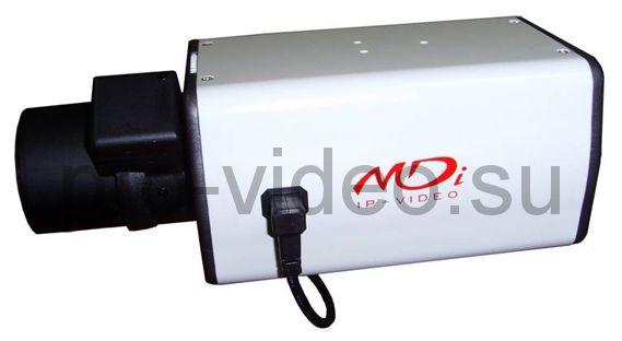 Корпусная IP-видеокамера с аудиоканалом MDC-i4220TDN